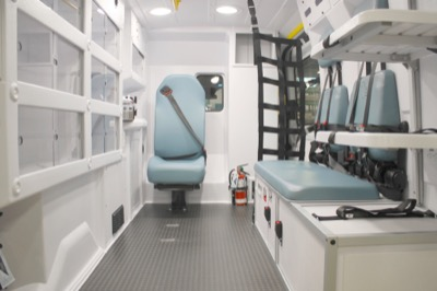 Malley Transit Ambulance