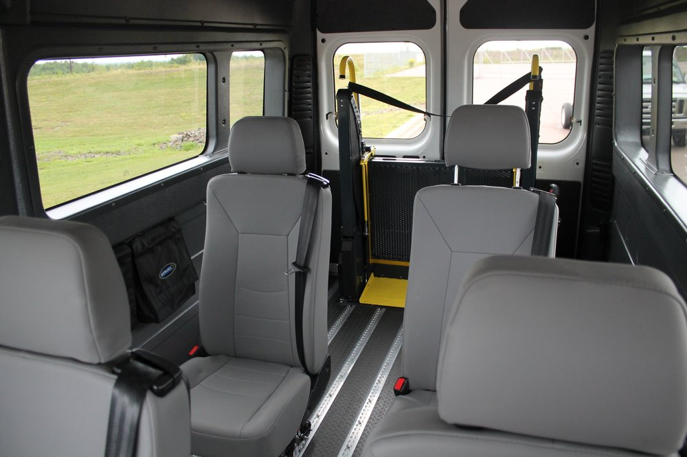 Ram ProMaster: Rear Entry
