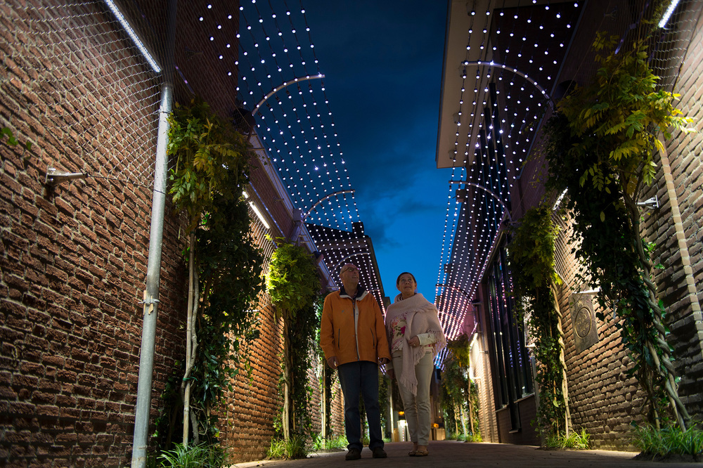 Smart Urban Lighting in Veghel, NL