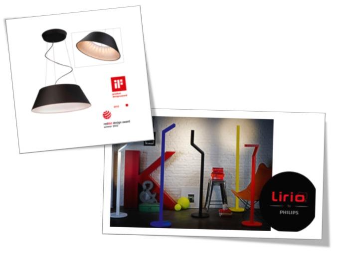 Dirección de marca y diseño para Philips Lirio