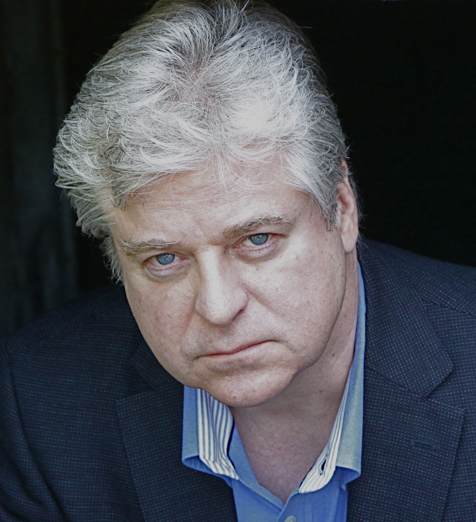 Linwood Barclay headshot