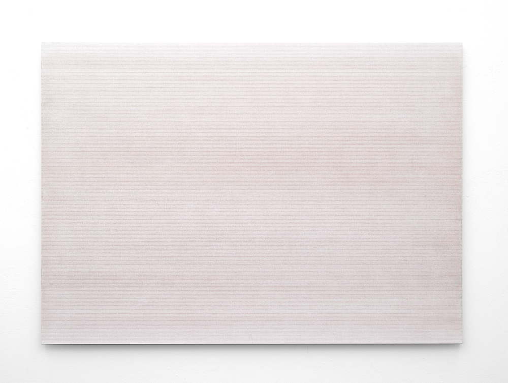 bild nr. 04/2008 -100 x 140cm - acryl auf baumwolle/alu