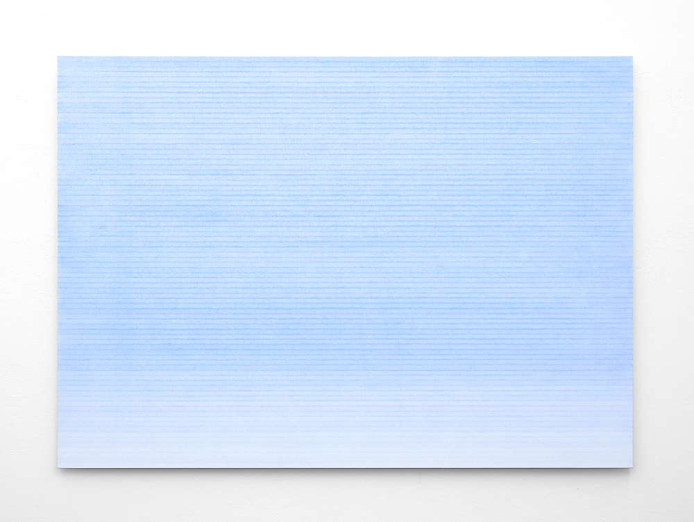 bild nr. 03/2008 -100 x 140cm - acryl auf baumwolle/alu