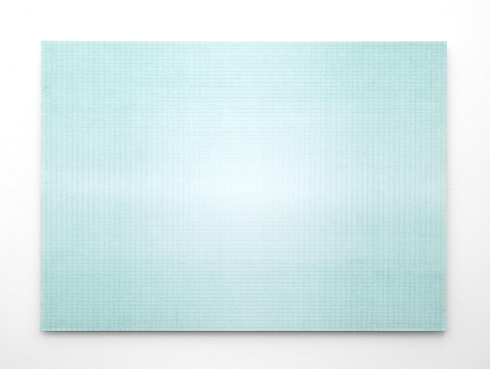 bild nr. 04/2009-100 x 140cm - acryl auf baumwolle/alu