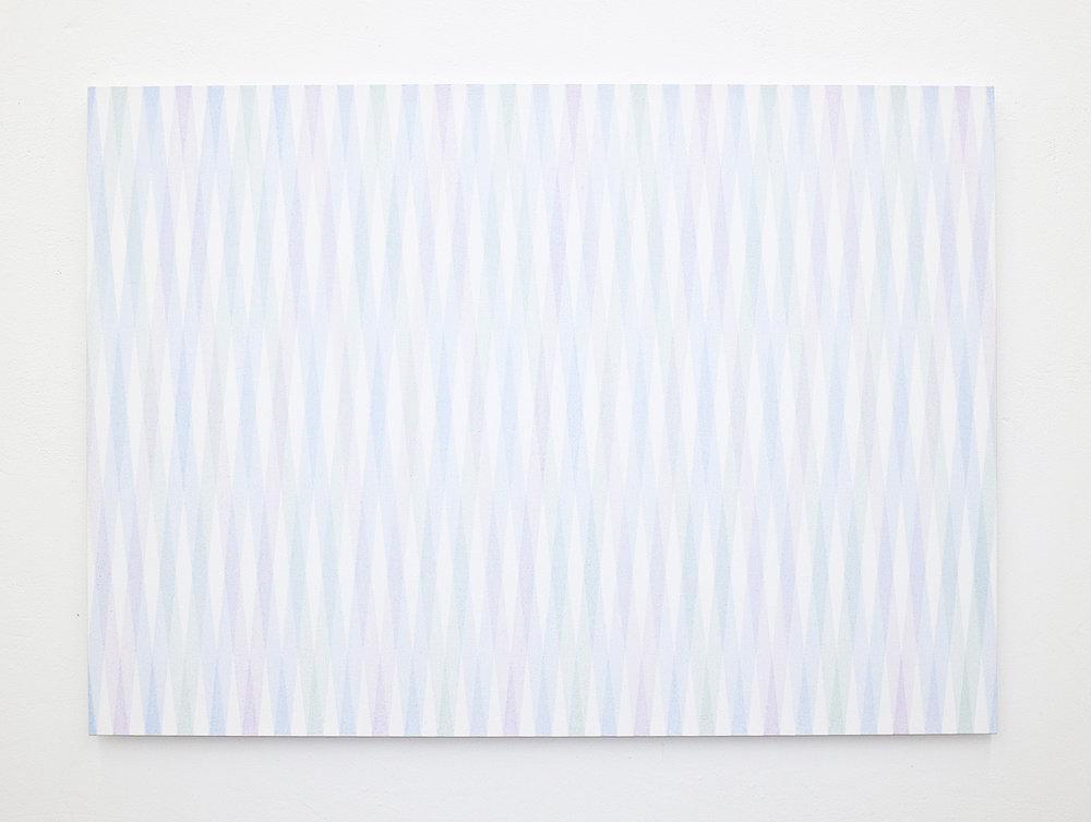 bild nr. 10/2016 - 100 x 140cm - acryl auf baumwolle/alu
