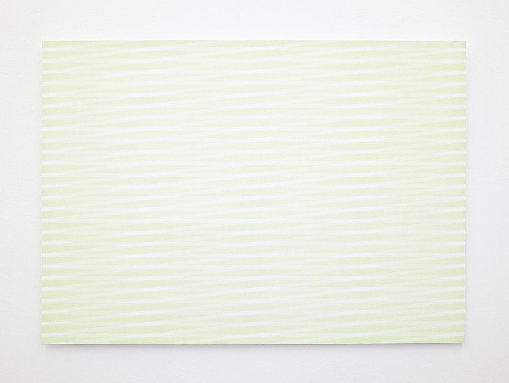 bild nr. 08/20017 - 100 x 140cm - acryl auf baumwolle/alu