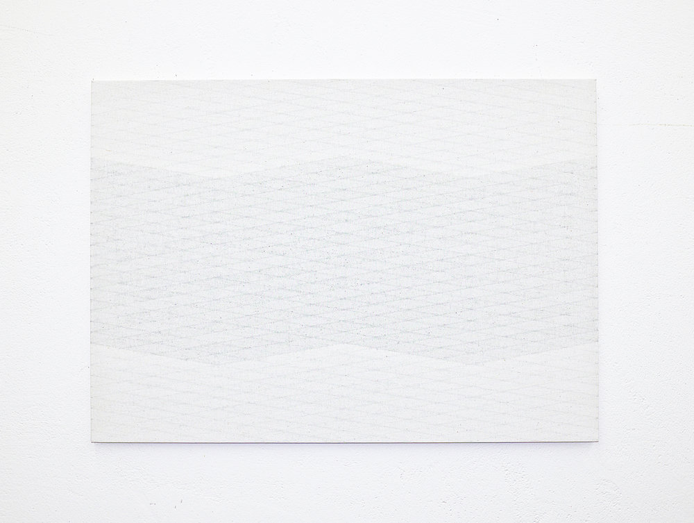 bild nr. 03/2015 - 50 x 70cm - acryl auf baumwolle/alu