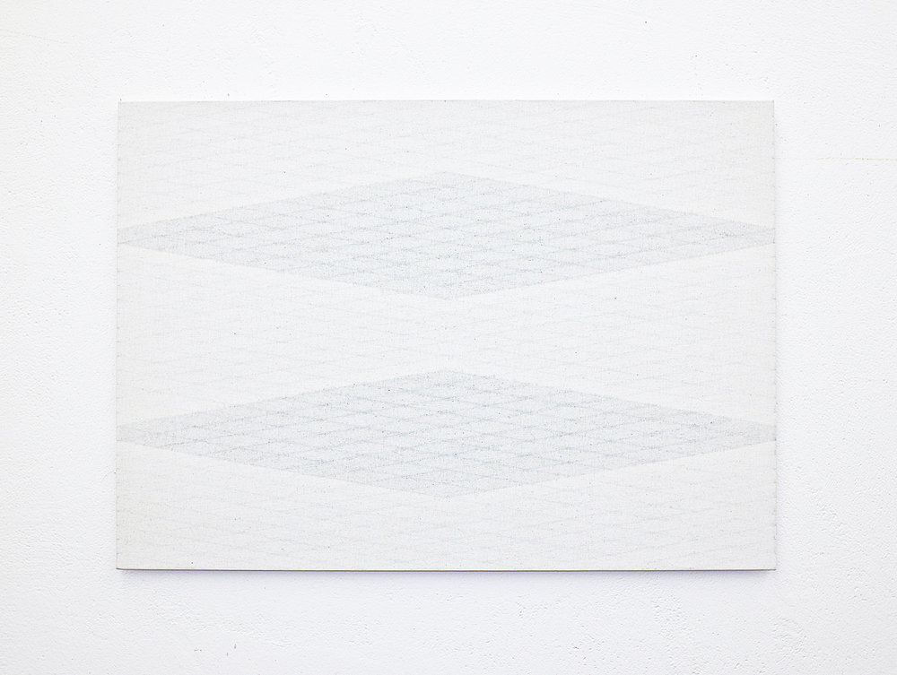 bild nr. 05/2015 - 50 x 70cm - acryl auf baumwolle/alu