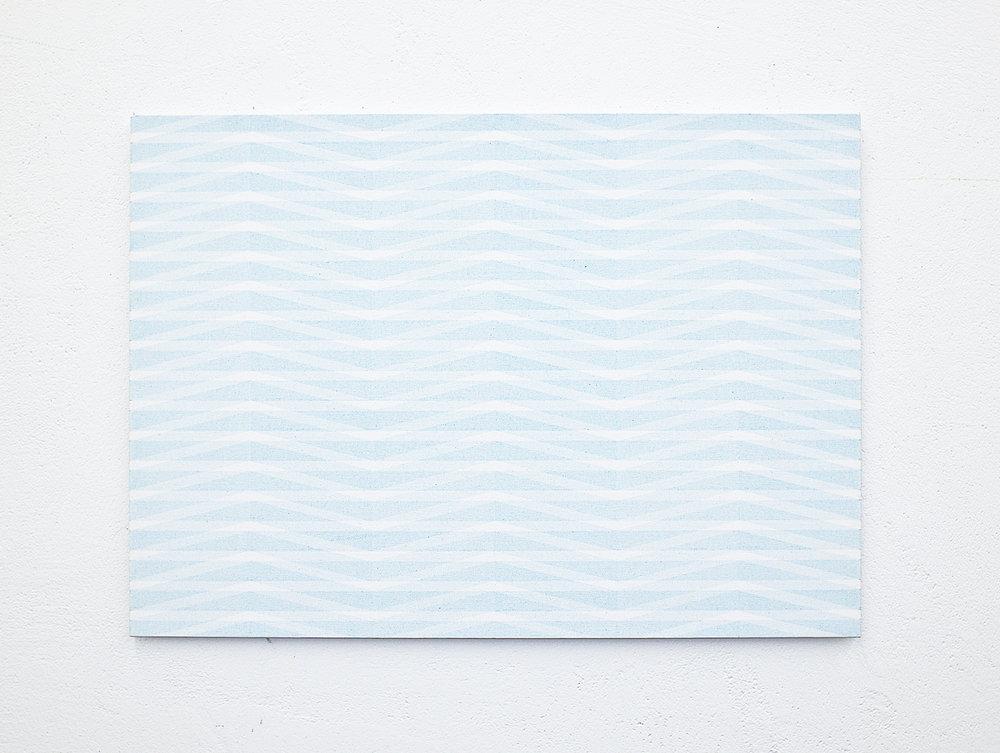 bild nr. 20/2017 - 50 x 70cm - acryl auf baumwolle/alu