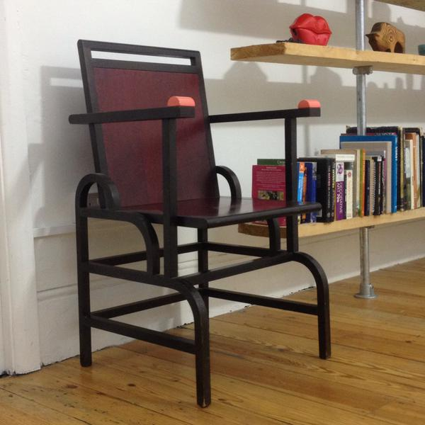 Gloucester Chairfor Memphis Milano 1986. Image: Hopper+Space