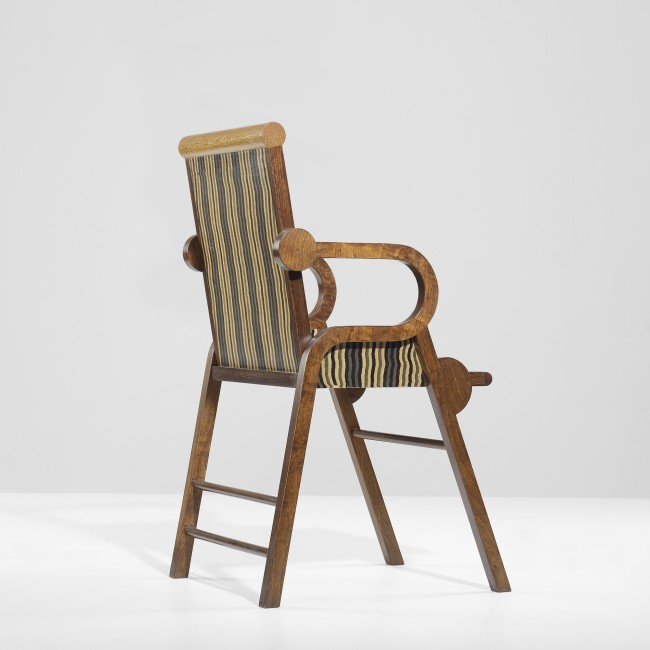 Alhambra Chair for Perkal 1985/6. Image: (c) Wright.