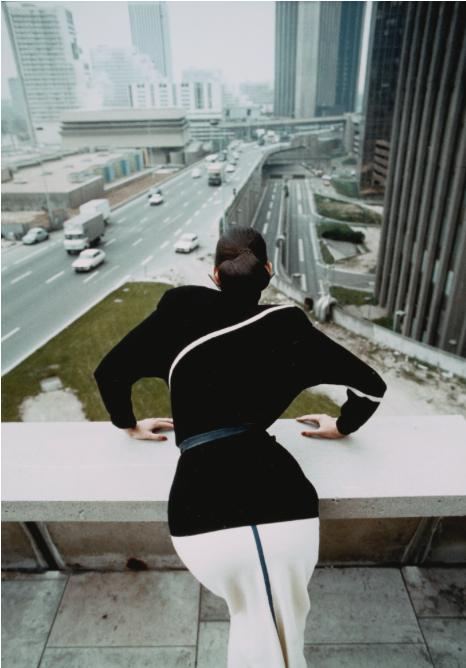 Helmut Newton:'PARIS', 1978