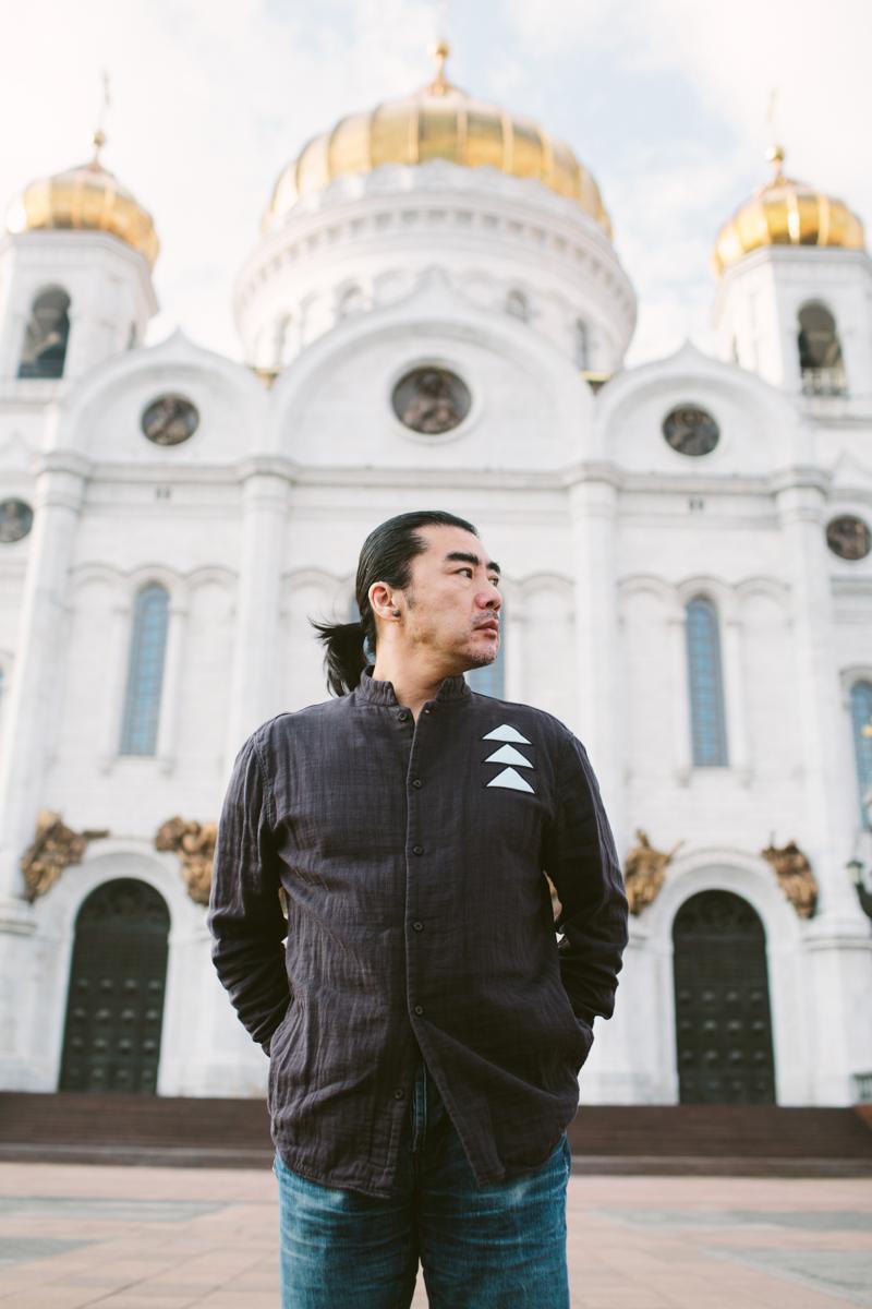 Самурай в Москве
