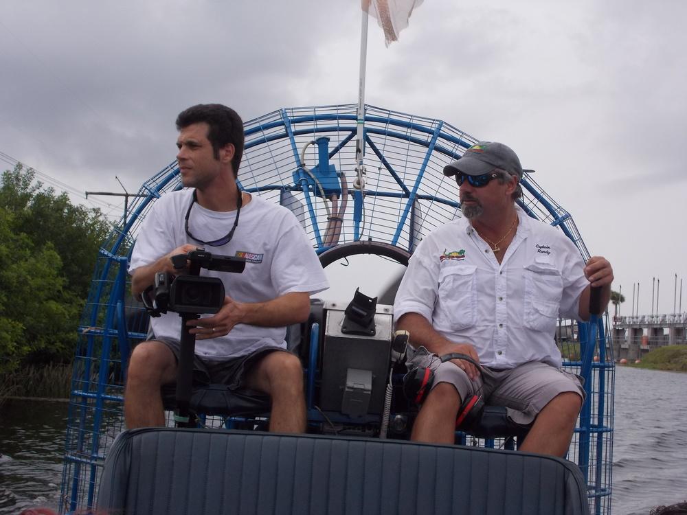 Vince & Captain Randy
