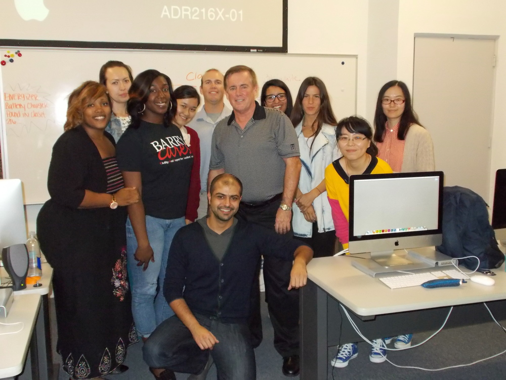 Our co-Everglades project with Prof. Adam dean and his students was a resounding success.