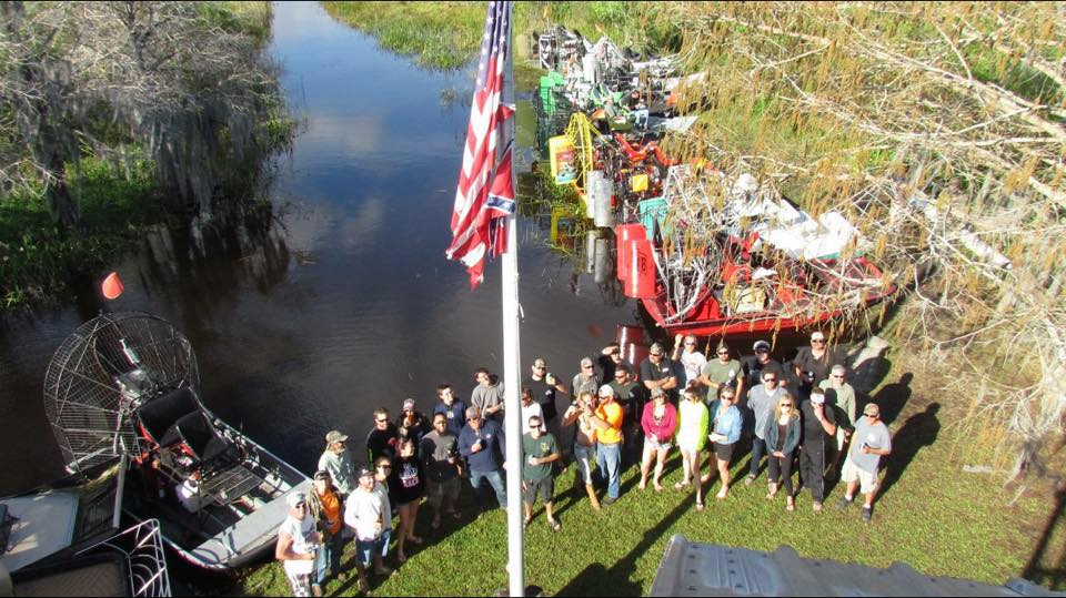 The E-W-A was excited to report that The Florida Gladesmen have recently joined the Alliance. The organization has a long history of outdoor activities in the Everglades. We look forward to teaming up with them on a number of Everglades projects during the rest of 2016 and beyond.