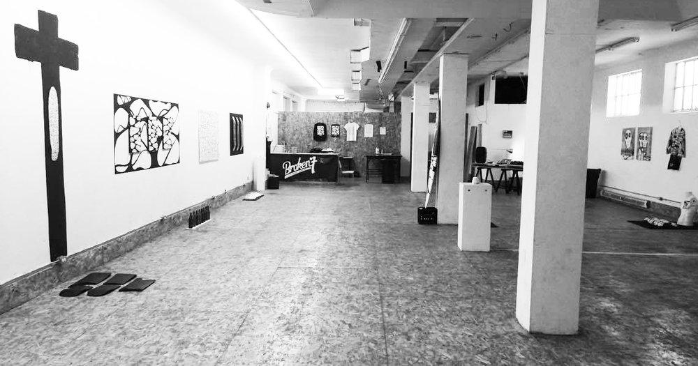 """Transition"" Lebicar - OTH Gallery - Montréal, Québec, Canada"