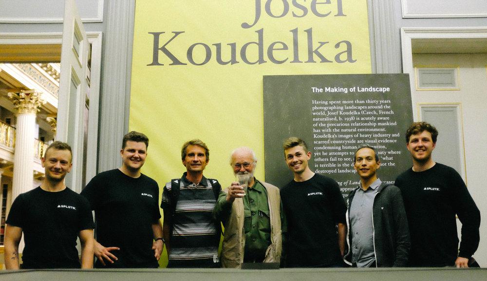 Josef Koudelka Exhibition