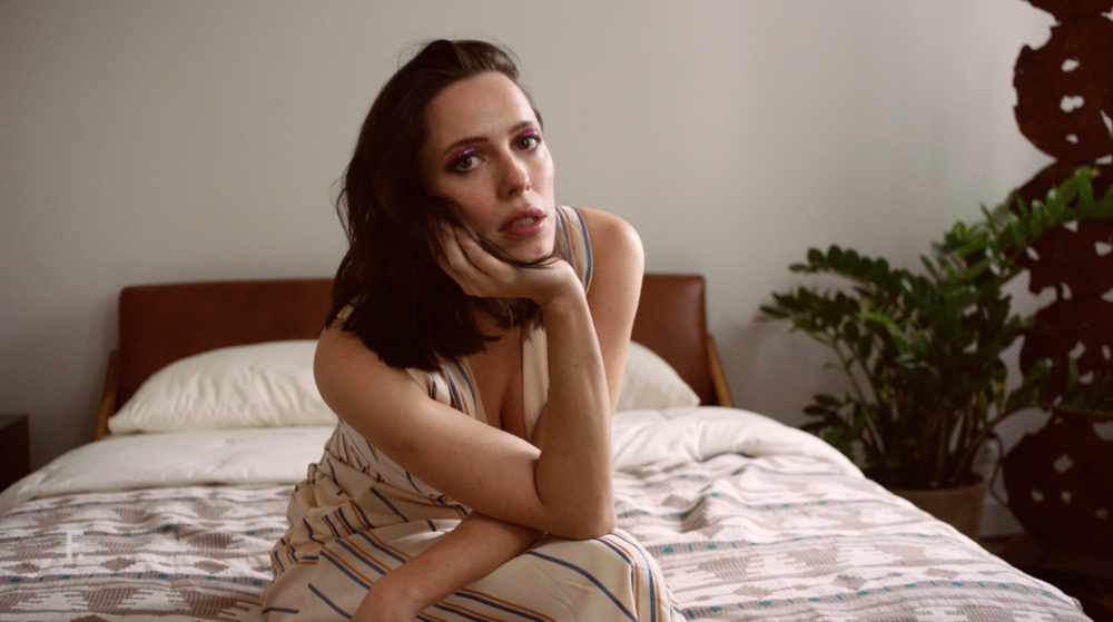 REBECCA HALL | EDITORIAL