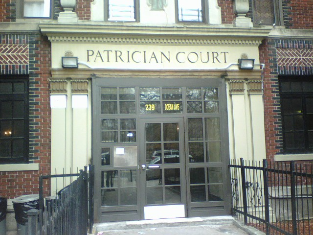 The glamorous Patrician Court