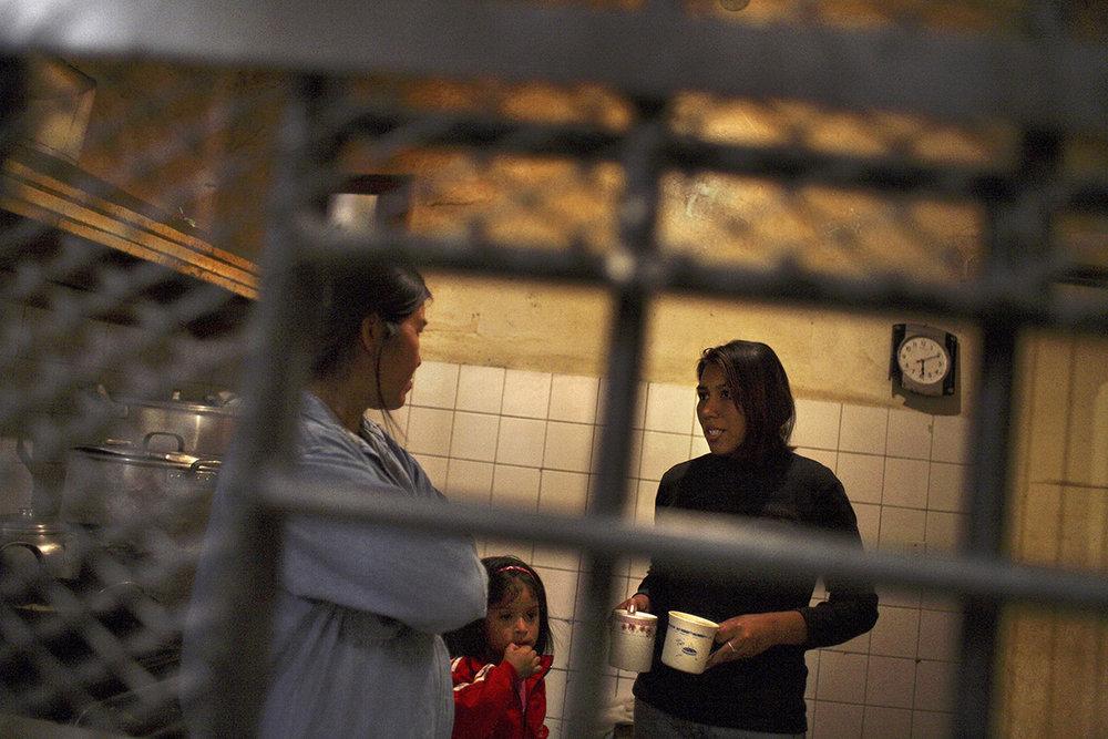 MIRAFLORES HIGH SECURITY PRISON FOR WOMEN