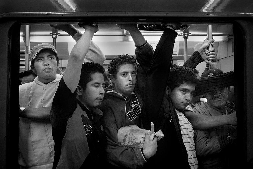 MEXICO CITY UNDERGROUND