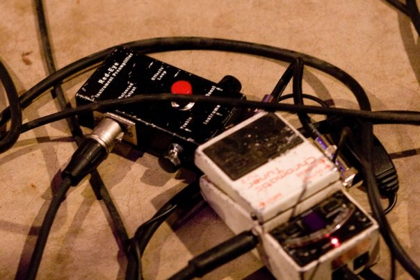 March, 2009 - Red-Eye Preamp Live (John Grubbs / Rockslide Photography)