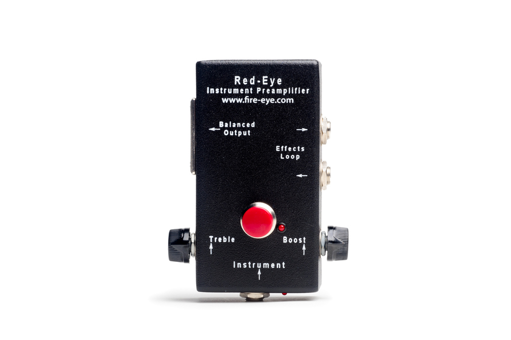 Red-Eye Instrument Preamp