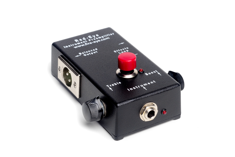 Red Eye Preamp