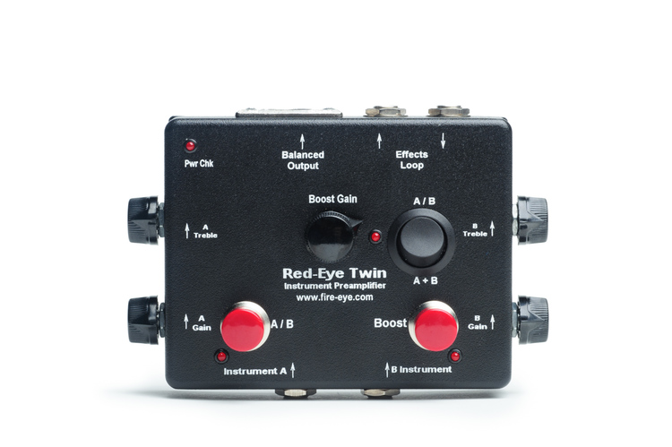 Red-Eye Twin