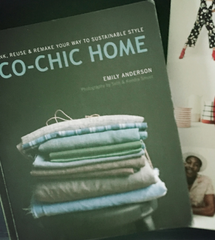 In 2008, Emily studied Interior Design at Parson's School of Design. She decided to write about it, and her second book--Eco Chic Home--was published in 2010. - Emily went on to write two more books about social good, sustainable living, and business as a force for good.