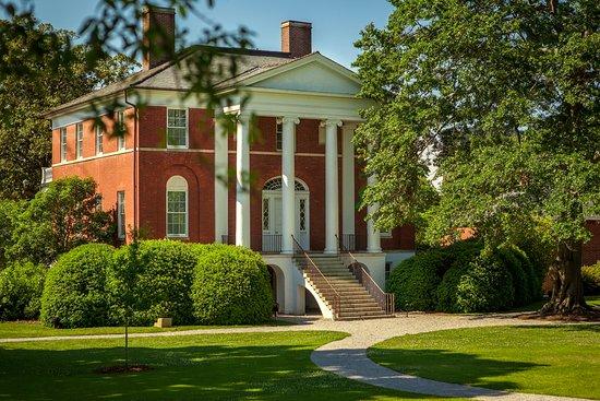 Robert Mills House - 1616 Blanding Street, Columbia, SC 29201
