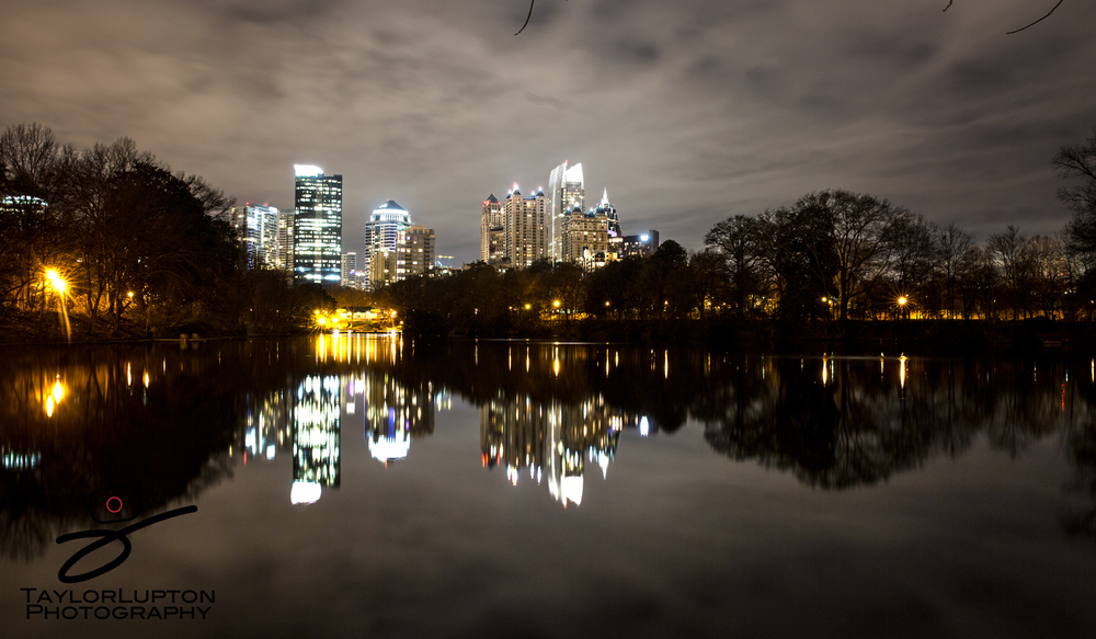 Park Reflection
