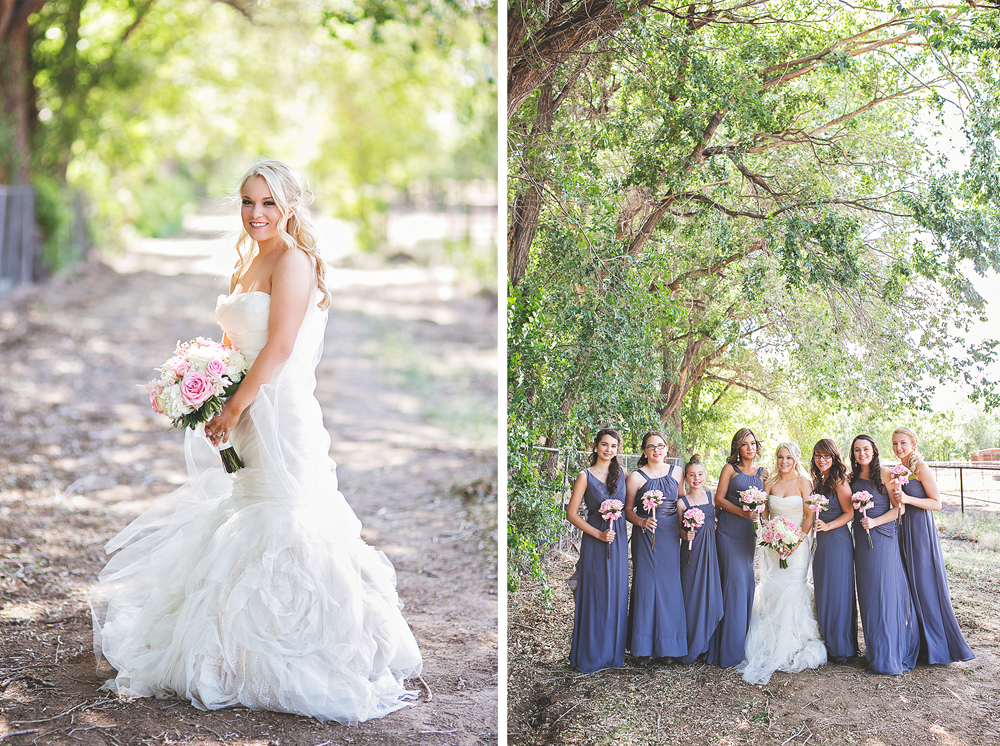 Old Town Farm Albuquerque New Mexico Wedding by Liz Anne Photography_17