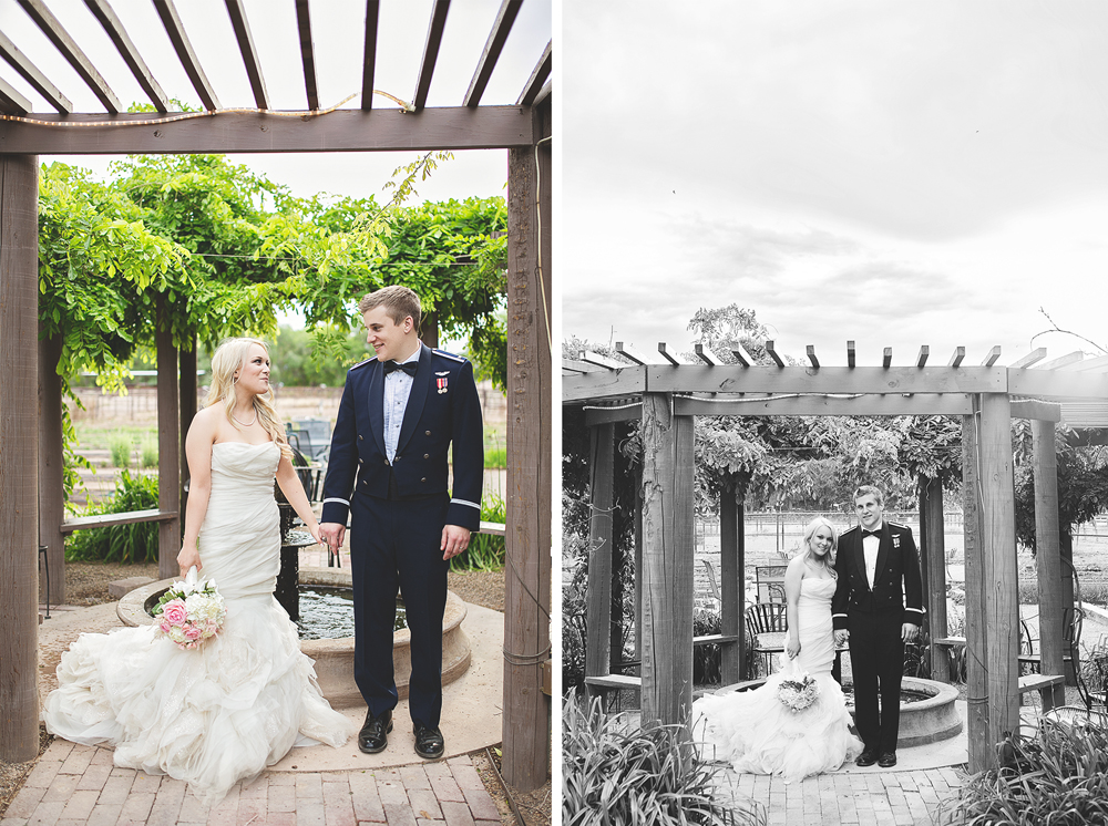 Old Town Farm Albuquerque New Mexico Wedding by Liz Anne Photography_45