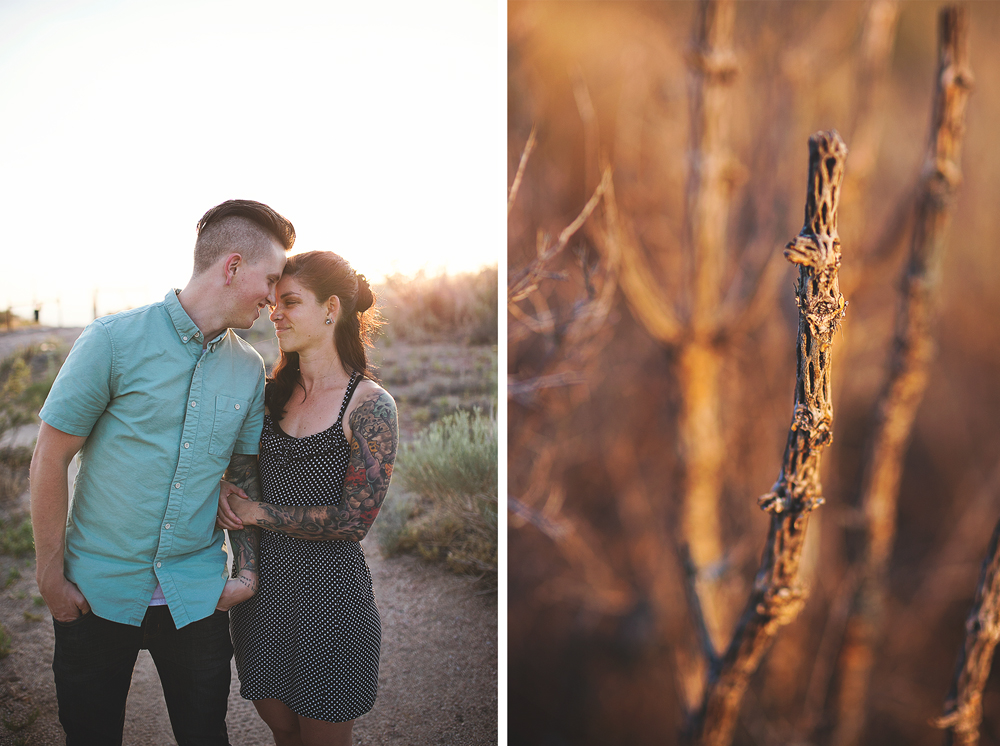 Albuquerque New Mexico Foothills Couple Session | Liz Anne Photography 06