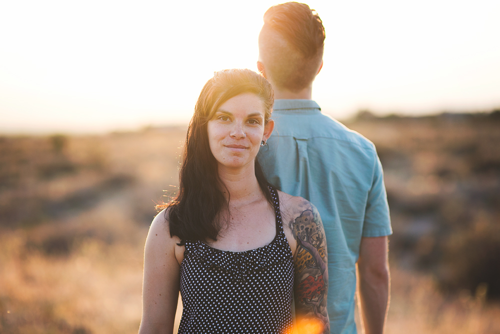 Albuquerque New Mexico Foothills Couple Session | Liz Anne Photography 13