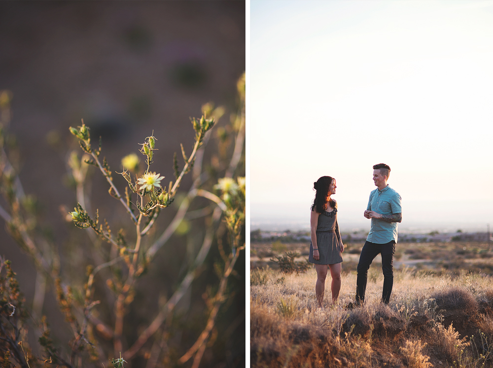 Albuquerque New Mexico Foothills Couple Session | Liz Anne Photography 21
