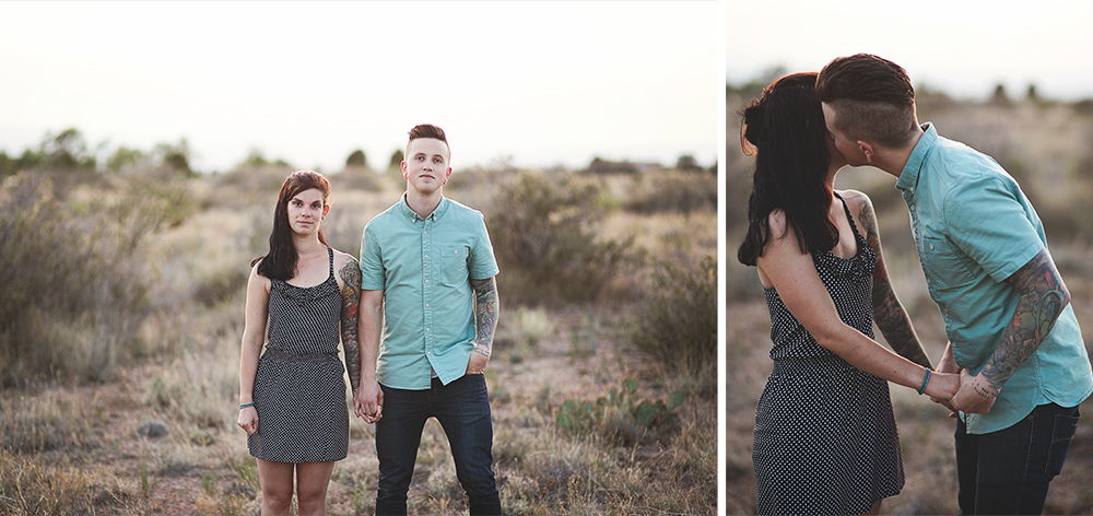 Albuquerque New Mexico Foothills Couple Session | Liz Anne Photography 30
