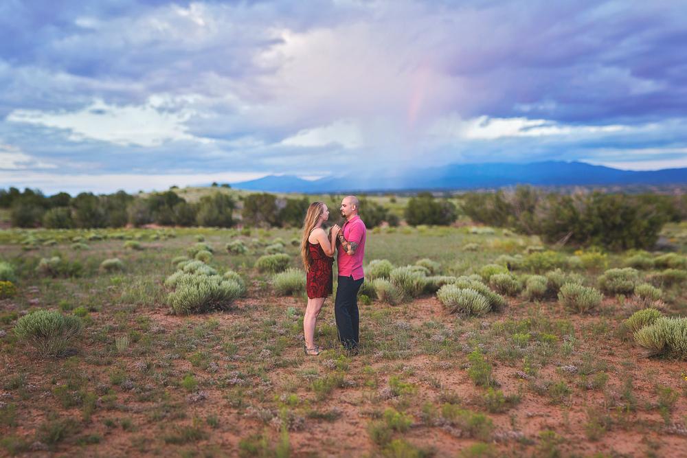 Santa Fe Engagement | Liz Anne Photography 01