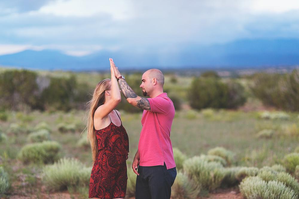 Santa Fe Engagement | Liz Anne Photography 17