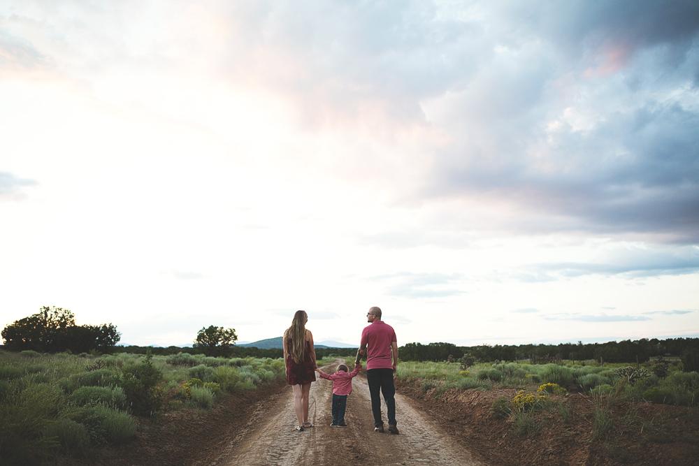 Santa Fe Engagement | Liz Anne Photography 23