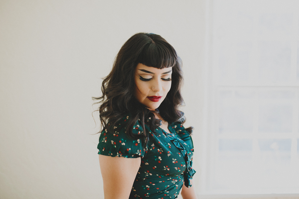 Abril | Albuquerque Boudoir Photography | Liz Anne Photography 01
