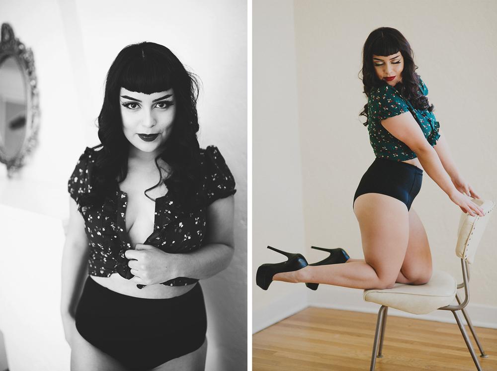 Abril | Albuquerque Boudoir Photography | Liz Anne Photography 16