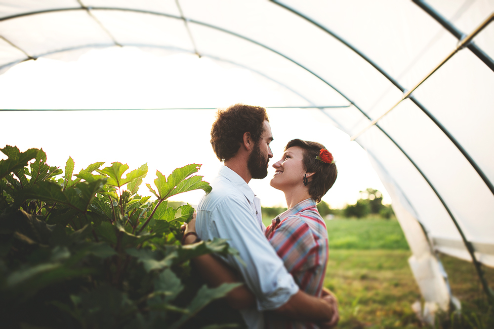 Kemper + Beth | Farm Engagement Session | Albuquerque, New Mexico | Liz Anne Photography 01.jpg
