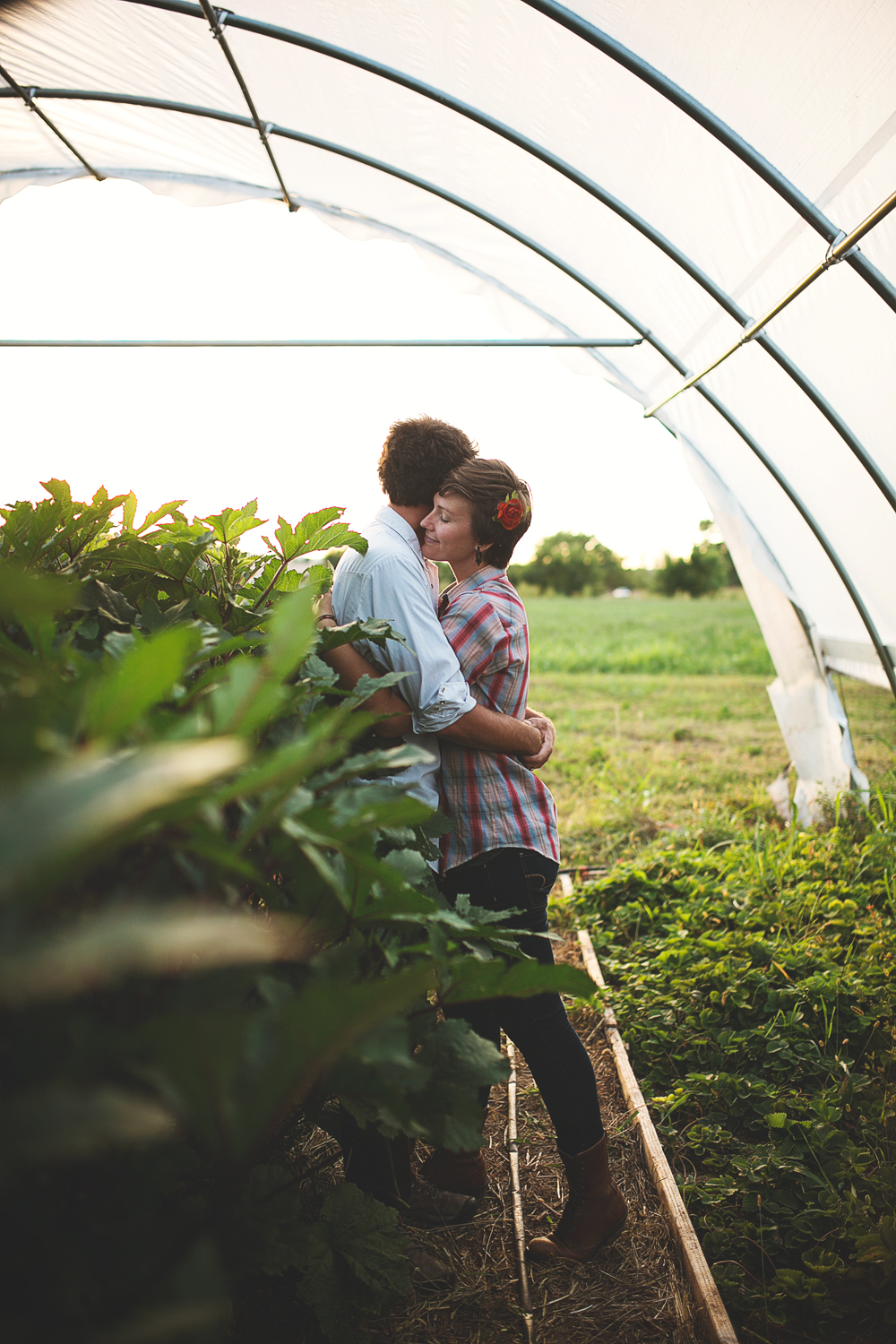 Kemper + Beth | Farm Engagement Session | Albuquerque, New Mexico | Liz Anne Photography 34.jpg
