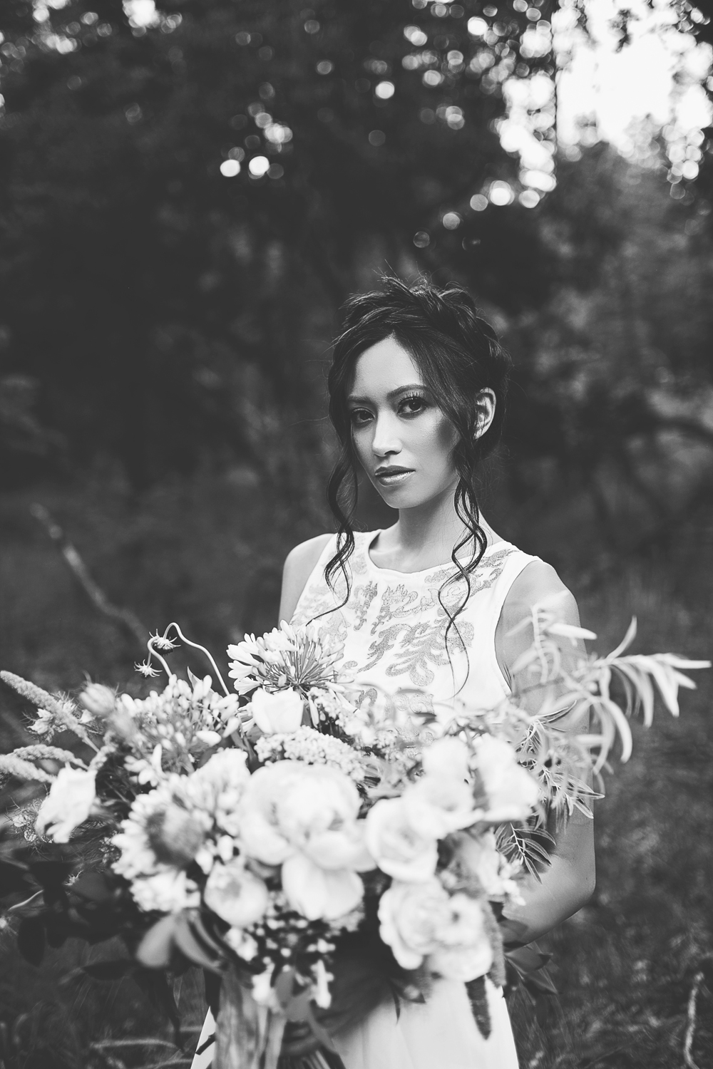 black and gold wedding inspiration | Liz Anne Photography | Albuquerque, NM 07.jpg