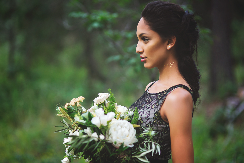 black and gold wedding inspiration | Liz Anne Photography | Albuquerque, NM 20.jpg