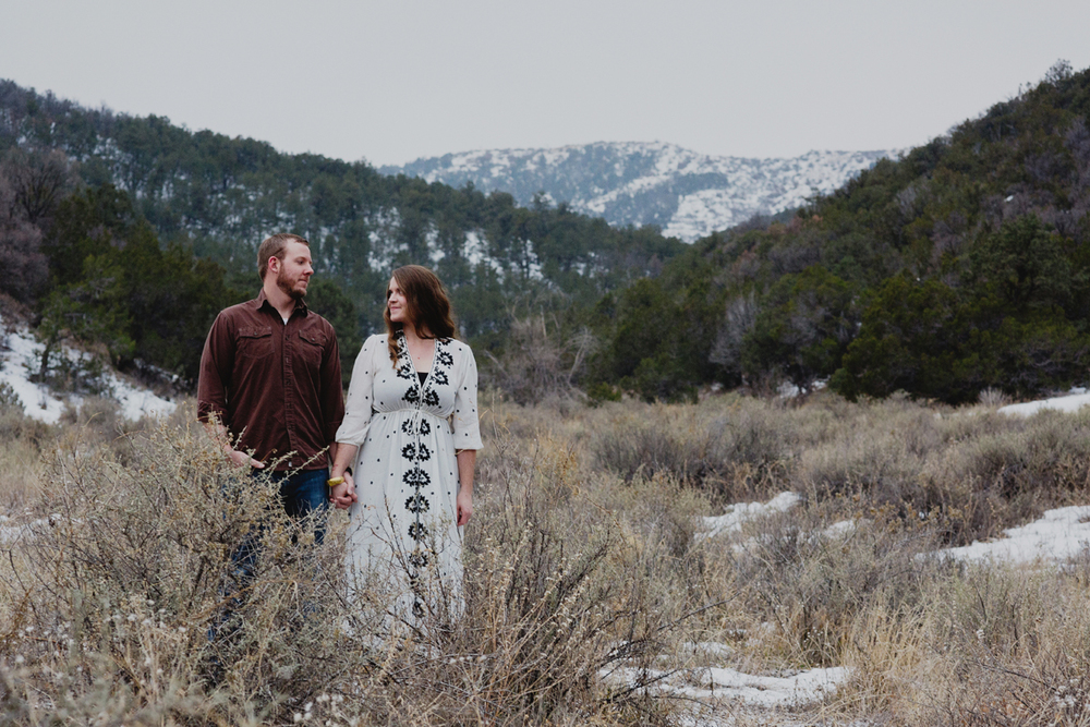 Liz Anne Photography | New Mexico | Mountain Engagement | Joe + Ryan08.jpg