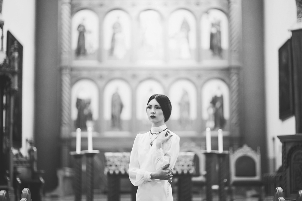 Liz Anne Photography | Santa Fe | New Mexico | Wedding | Cathedral Basilica of St. Francis of Assisi | Portrait | Styled 03.jpg